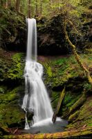 Upper Trestle Falls by 11thDimensionPhoto
