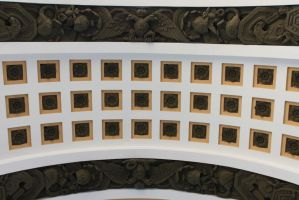 Arch Ceiling by ManicHysteriaStock