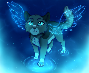 Gift Art: Frosting Wings by MiaMaha