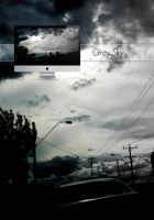 Gray Sky Wallpaper by Aurrum