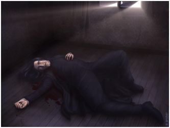 DH SPOILER - Look...at...me... by Harry-Potter-Spain