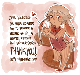 Happy Valentine! by Neye