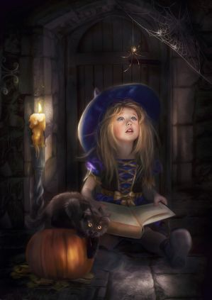 A merry halloween! by Lotta-Lotos