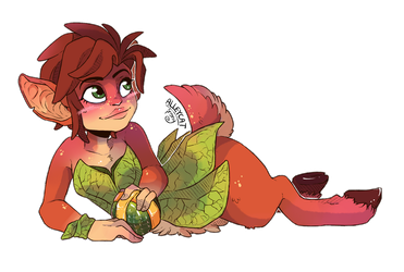Reignited Elora by AlleycatIrony
