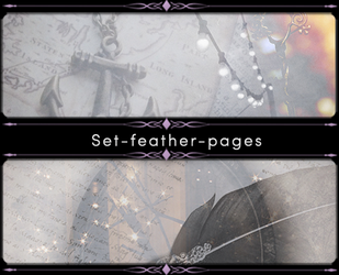 Set-feather-pages by dapet