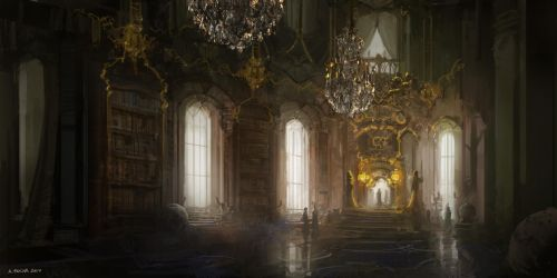 Royal Hall by andreasrocha