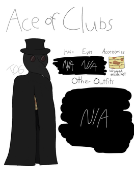 Ace of Clubs Reference by ThatOneGuy31415