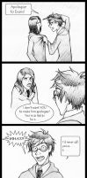ME? Like HIM? by laerry