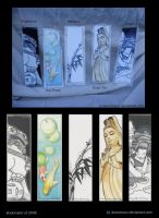 bookmarks of 2008 by DawnstarW