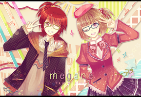 MEGANE! by Raeyxia