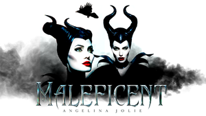Angelina Jolie as Maleficent by Panchecco