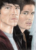 The Winchesters by ana-wandmaker