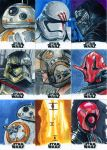 Topps Journey to Star Wars: The Last Jedi by Geekincognito