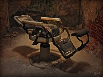 ESP Barber's Chair by barefootphotography