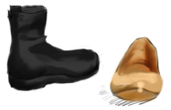Shoes by krisaf