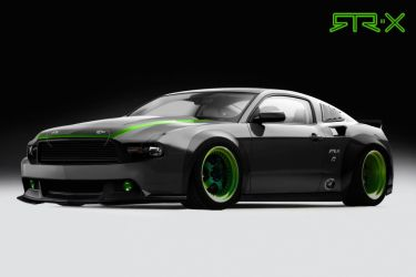Ford Mustang RTR-X by GroveIsNeXT