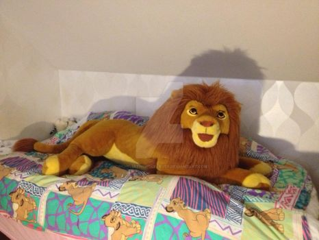 My Lion King Collection ~ Another Douglas! by CorneliaTheWolfLover