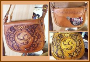 Celtic Bag by MademoiselleOrtie
