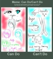 Meme: Can Do l Can't Do by Integra4Hell