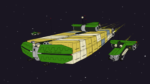 RF Cargo shuttle by ScottaHemi