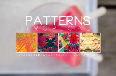 Tropical - .Pat by coral-m