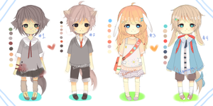 Couple Adopts - Closed by namiirin