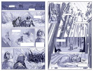 STEP BY STEP: STORYBOARD by NCHEVALIER