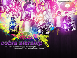 Wallpaper: Cobra Starship by jonathanjacob