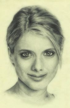 Melanie Laurent by Lukasing