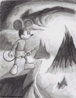 Epic Mickey by rmsk8r05