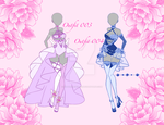 [closed] Outfit Adopts 003-004