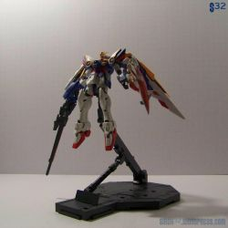 Action Base 1--GFF Wing Gundam by Siroh32