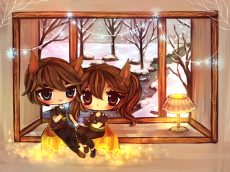 First Winter by mochatchi