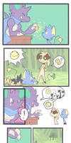 Get That Happy Ball part 1 by yassui