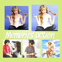 memories action by styleofvh