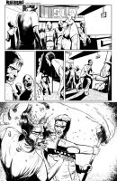 Dead Rising: page sample 1 by A-Muriel