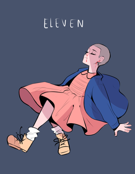Eleven by plololess