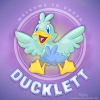 It's Ducklett! by SuperEdco