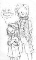 Tall Idiot by Fragraham