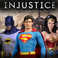 Injustice: Old Live Action Skin Pack by Rated-R4-Ryan