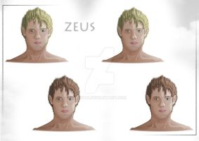 Zeus face designs by 3DPad