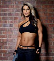 Kaitlyn Tough Girl 3 by TheSm00thCriminal