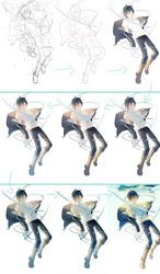 making(yato) by INstockee