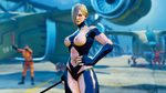 Falke - Shadaloo Infiltrator Outfit NSFW Variant by addysun