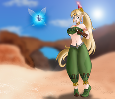 Gerudo Valley by buck3