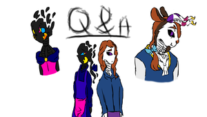 Q and A!! by Shina-X