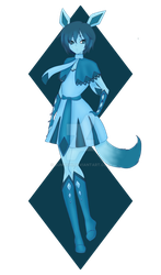 Glaceon Adopt OTA - Open by HoneyBourbun