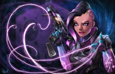 Sombra - I can Hack you by RaphooN