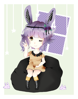 [PC]Bunny room by Nefery-san