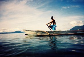 Boatman by lomocotion